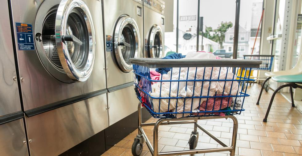 coin operated laundry equipment supplier